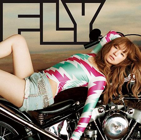 YUKI『FLY』通常盤ジャケット