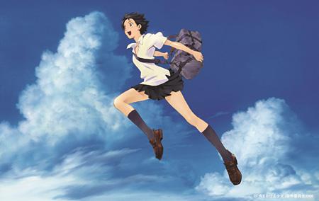 『時をかける少女』メイン画像 ©「時をかける少女」製作委員会2006