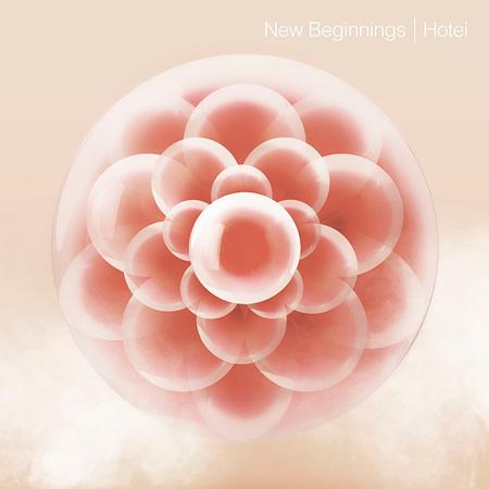 布袋寅泰『New Beginnings』ジャケット
