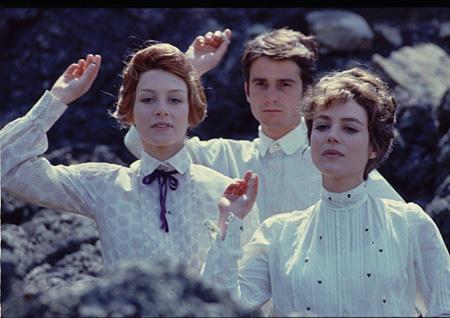 『恋のエチュード』 ©1971 LES FILMS DU CARROSSE