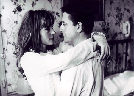 『柔らかい肌』 ©1964 LES FILMS DU CARROSSE