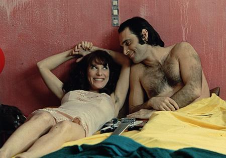 『私のように美しい娘』 ©1972 LES FILMS DU CARROSSE
