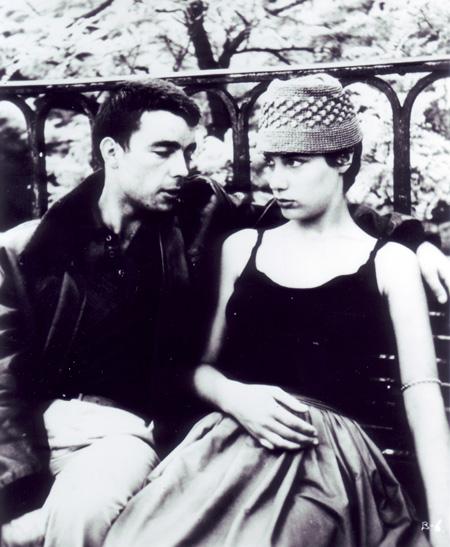 『あこがれ』 ©1957 LES FILMS DU CARROSSE