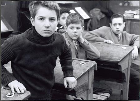 『大人は判ってくれない』 ©1959 LES FILMS DU CARROSSE