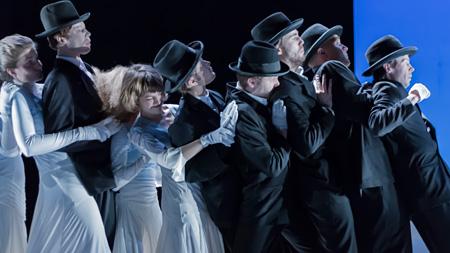 カンパニー・フィリップ・ジャンティ『忘れな草』過去公演より ©Claire Marie Leroux