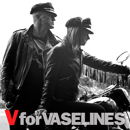 The Vaselines『V for Vaselines』ジャケット