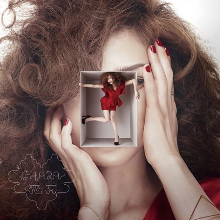 CHARA / 恋文 / 2013 / CD cover