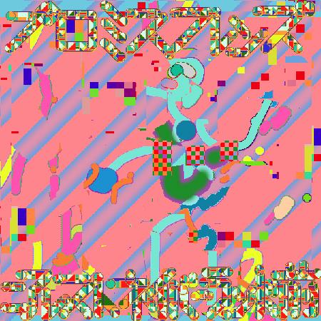 二艘木洋行『梨』2014 お絵描き掲示板 600 x 600 pixel Courtesy of TALION GALLERY