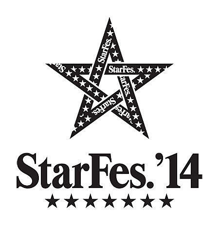 『VICE JAPAN presents StarFes.'14』ロゴ
