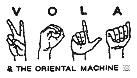 VOLA & THE ORIENTAL MACHINEロゴ