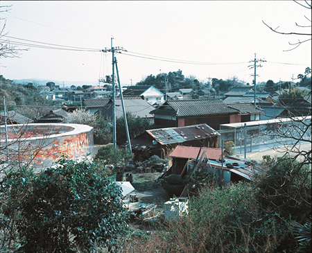 犬島「家プロジェクト」S邸、A邸 Photo:Takashi Homma