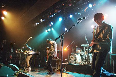 ミツメ『TOUR 2014』サンプル画像
