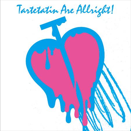 タルトタタン『TARTETATIN ARE ALLRIGHT!』ジャケット