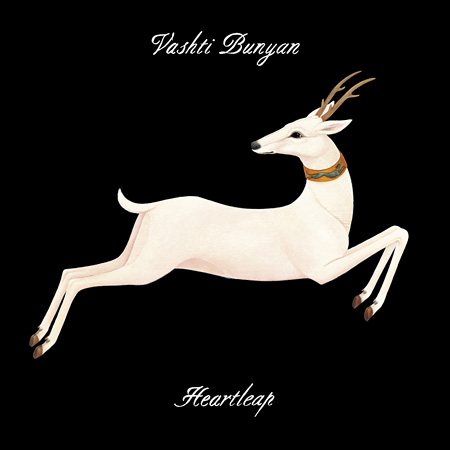 Vashti Bunyan『Heartleap』ジャケット