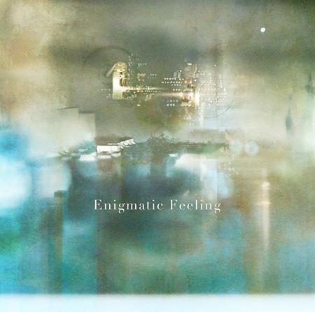 凛として時雨『Enigmatic Feeling』通常盤ジャケット