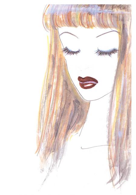 「フィール・ヤング」1995年11月号掲載 「ヘルタースケルター」より ©岡崎京子/祥伝社フィールコミックス