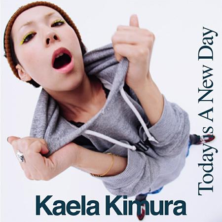 木村カエラ『TODAY IS A NEW DAY』通常盤ジャケット