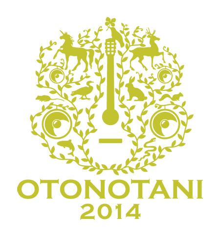 『OTONOTANI 2014』ロゴ