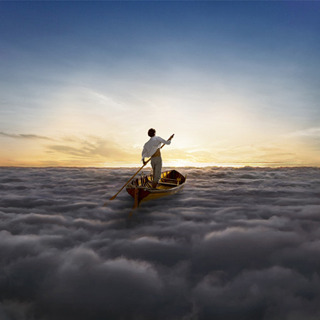 Pink Floyd『永遠(TOWA) / THE ENDLESS RIVER』ジャケット