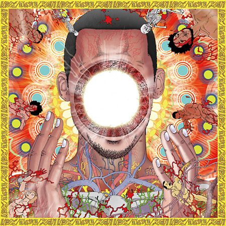 Flying Lotus『You're Dead』ジャケット