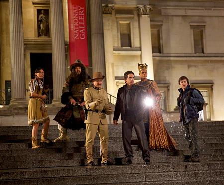 『ナイト ミュージアム/エジプト王の秘密』 ©2014 Twentieth Century Fox Film Corporation