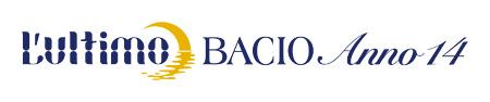 『L'ULTIMO BACIO Anno 14』ロゴ