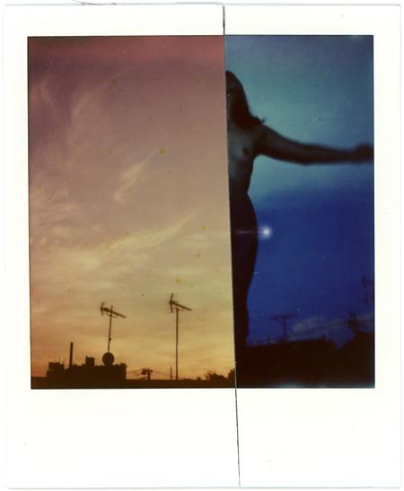 荒木経惟『結界』シリーズより ©Nobuyoshi Araki