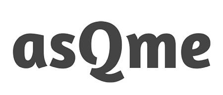 asQmeロゴ
