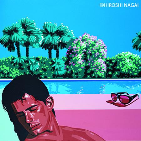 永井博 作品 ©HIROSHI NAGAI