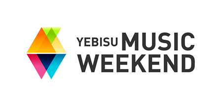 『YEBISU MUSIC WEEKEND』ロゴ