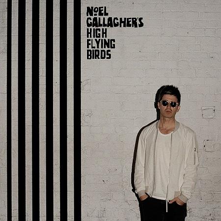 Noel Gallagher's High Flying Birds『Chasing Yesterday』ジャケット