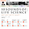 『10 SOUNDS OF LIFE SCIENCE』より