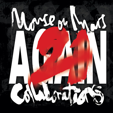 Mouse on Mars『21 AGAIN』ジャケット