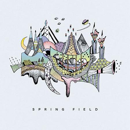 Serph『Spring Field EP』ジャケット