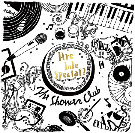 The Shower Club『Are We Special?』ジャケット