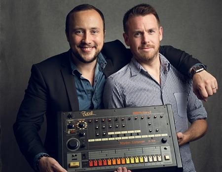 左からアレックス・ノイアー、アレキサンダー・ダン
