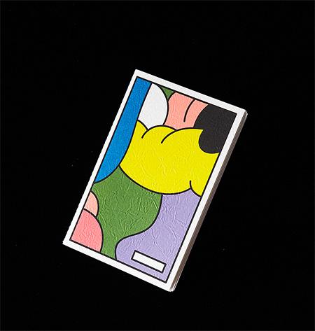 『NOTEBOOK #2』より BUREAU MIRKO BORSCHE作品