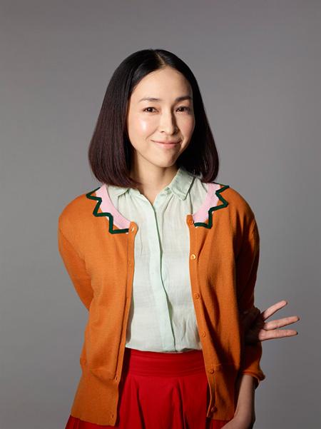 麻生久美子 ©「怪奇恋愛作戦」製作委員会