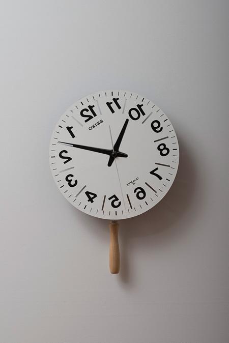 『Animated Clock』2013 photo:Nobutada Omote