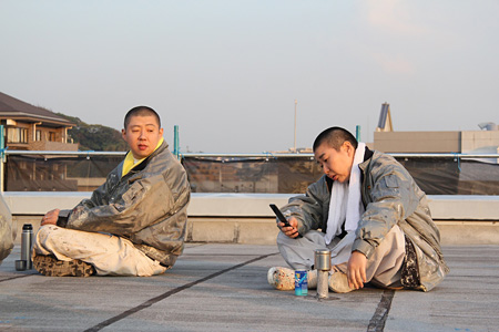 『福福荘の福ちゃん』 ©2014『福福荘の福ちゃん』製作委員会