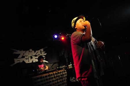 2014年10月26日に横浜Club Lizardで行われた『サイプレス上野プレゼンツ「建設的」~HIPHOPミーツalグッド何か~』の模様