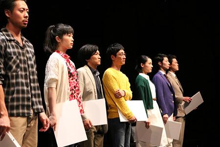 イキウメ 前回公演『関数ドミノ』(2014年5月 シアタートラム)撮影:田中亜紀