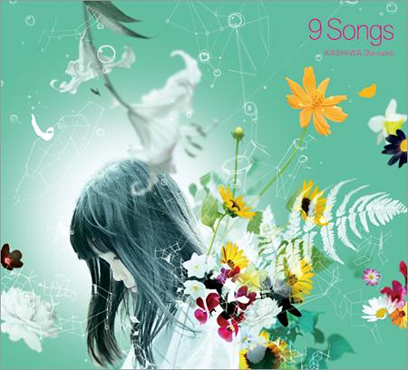 KASHIWA Daisuke『9 Songs』ジャケット