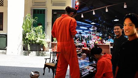 日常の楽園 #1-シンガポール、2010年、ヴィデオ