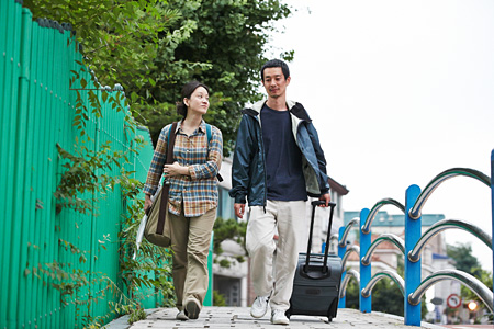『自由が丘で』 ©2014 Jeonwonsa Film Co. All Rights Reserved.