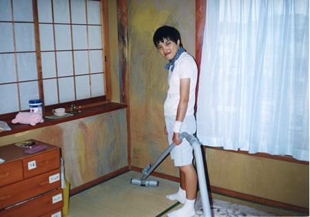 今村花子『2006年の今村家の年賀状より』2006年