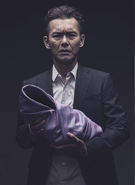 渡部篤郎主演で『乱歩賞』受賞作...