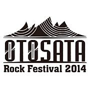 『OTOSATA ROCK FESTIVAL2014』ロゴ