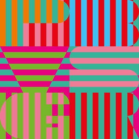 Panda Bear『Panda Bear Meets the Grim Reaper』ジャケット