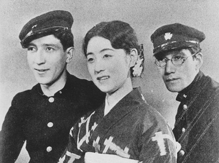 『青春の夢いまいづこ』(監督:小津安二郎)